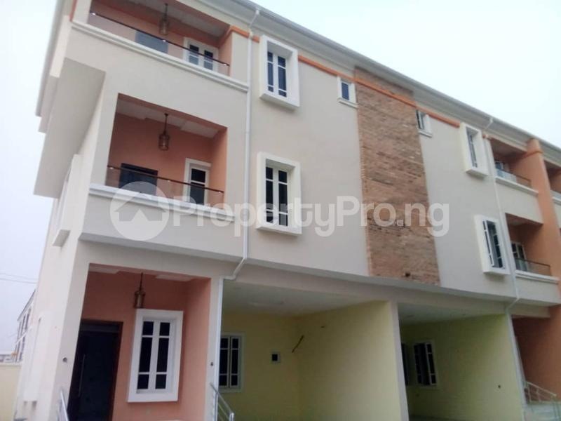 5 bedroom Terraced Duplex House for sale 12,elegushi streer Ikate Lekki Lagos - 0