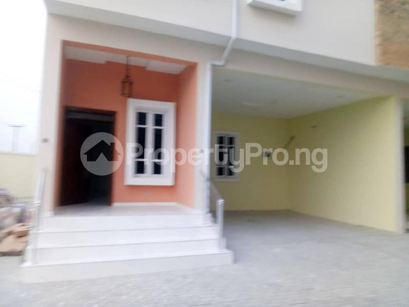 5 bedroom Terraced Duplex House for sale 12,elegushi streer Ikate Lekki Lagos - 1