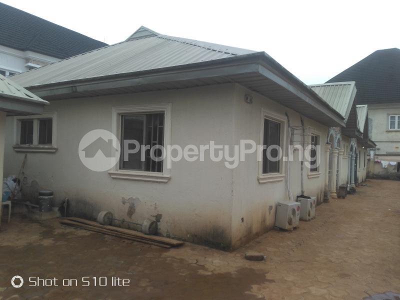 3 bedroom Semi Detached Bungalow House for sale Opp KIA Motors Asaba Delta - 1
