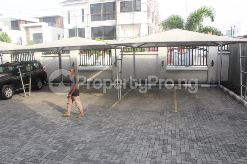 4 bedroom Shared Apartment Flat / Apartment for rent . Banana Island Ikoyi Lagos - 1