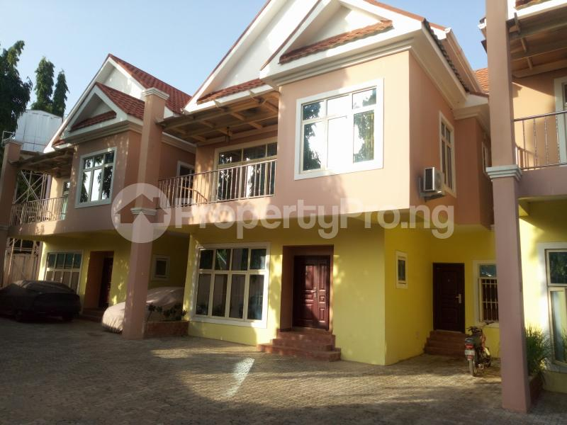 4 bedroom Terraced Duplex House for rent Ungwa Rimi GRA,Karina North, Kaduna North Kaduna - 1