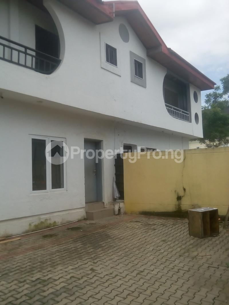 4 bedroom Semi Detached Duplex House for sale Wuse2 Wuse 2 Abuja - 0