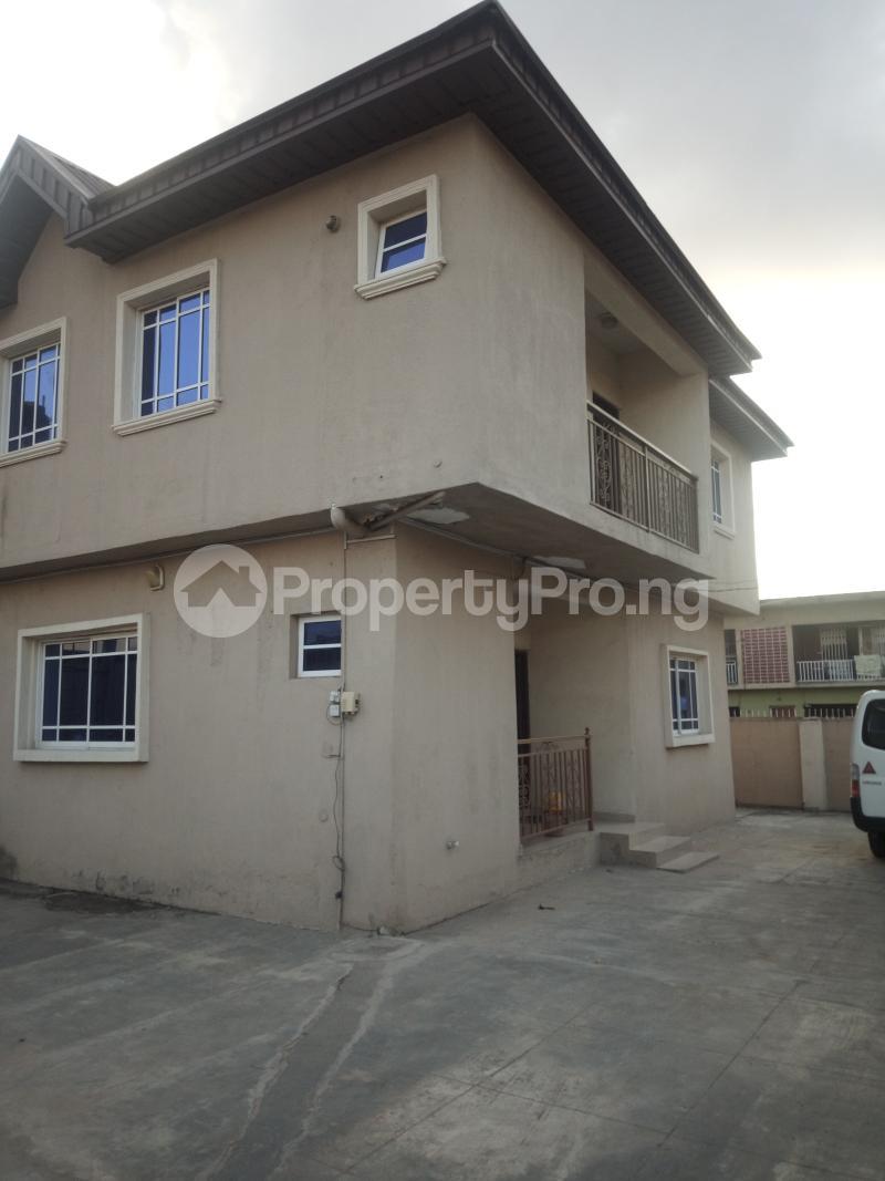 2 bedroom Flat / Apartment for rent Ifako-Gbagada Ifako-gbagada Gbagada Lagos - 0