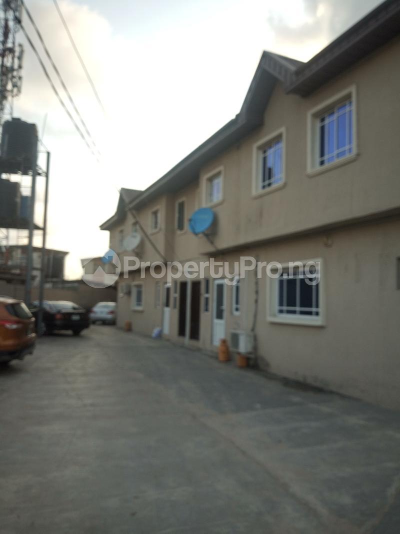 2 bedroom Flat / Apartment for rent Ifako-Gbagada Ifako-gbagada Gbagada Lagos - 1