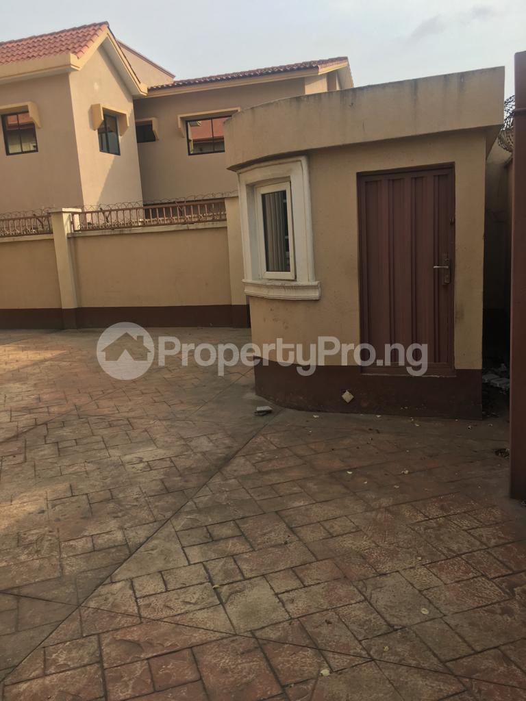4 bedroom Detached Duplex House for rent - Ogudu GRA Ogudu Lagos - 4