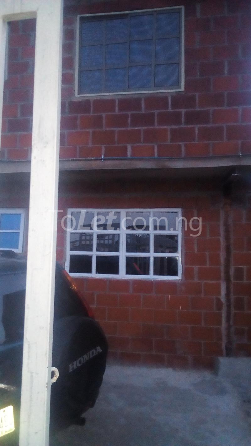 2 bedroom Flat / Apartment for rent Ifako  Soluyi Gbagada Lagos - 0