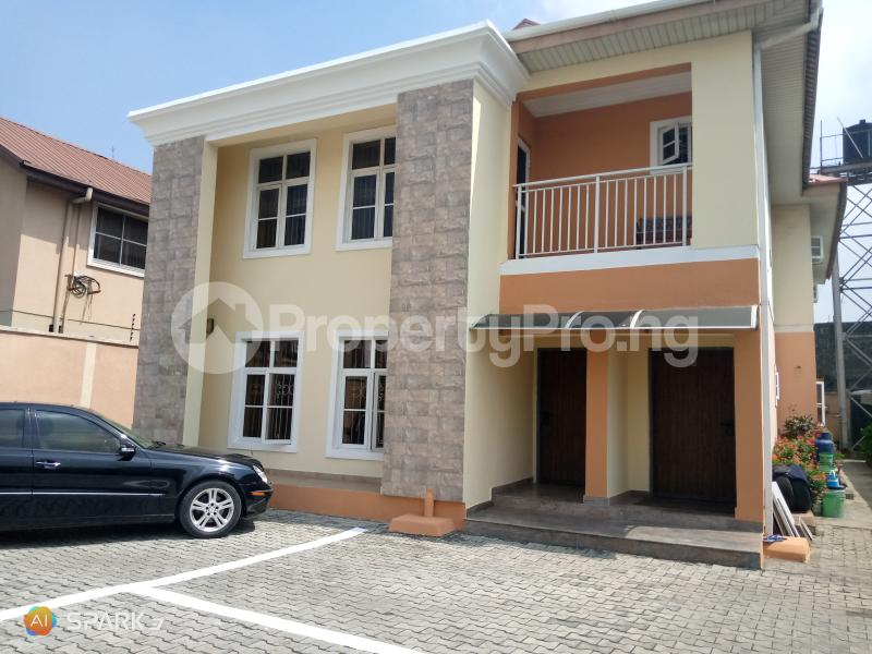 3 bedroom Blocks of Flats House for rent Second round about Lekki Phase 1 Lekki Lagos - 0