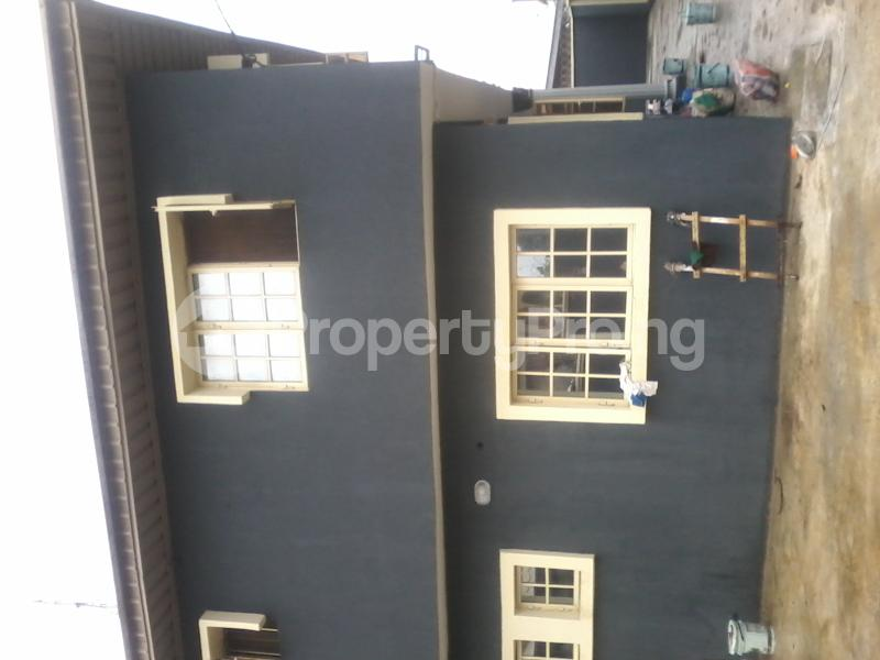 2 bedroom Blocks of Flats House for rent a nice environment at kuppsola Fagba Agege Lagos - 0