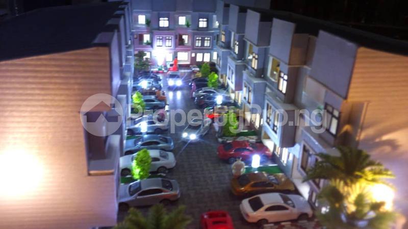 5 bedroom Terraced Duplex House for sale 21 jubril Aminu crescent katampe extension Katampe Ext Abuja - 0