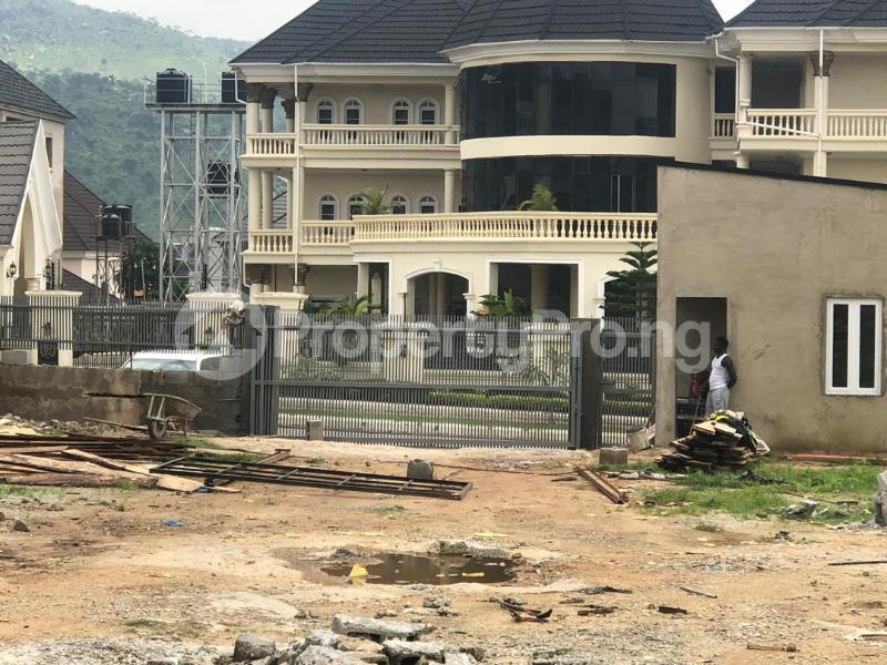 5 bedroom Terraced Duplex House for sale 21 jubril Aminu crescent katampe extension Katampe Ext Abuja - 2