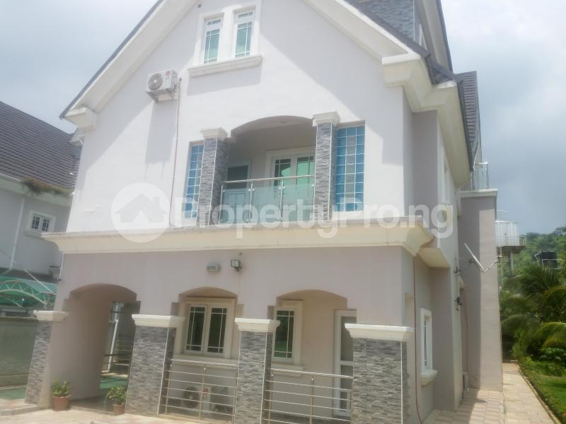 5 bedroom Semi Detached Duplex House for rent katampe  Katampe Ext Abuja - 0