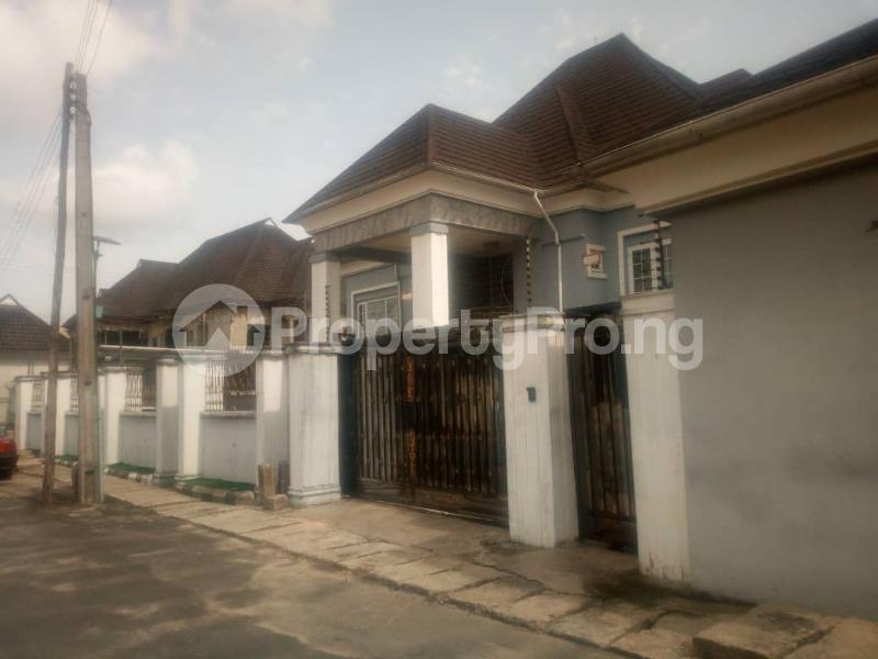 4 bedroom Detached Duplex House for sale Bendel estate  Warri Delta - 11