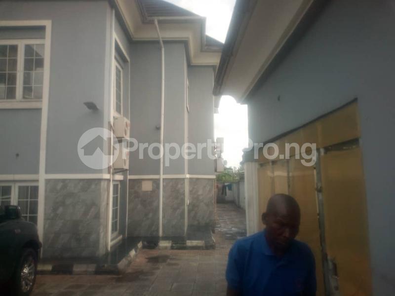 4 bedroom Detached Duplex House for sale Bendel estate  Warri Delta - 2