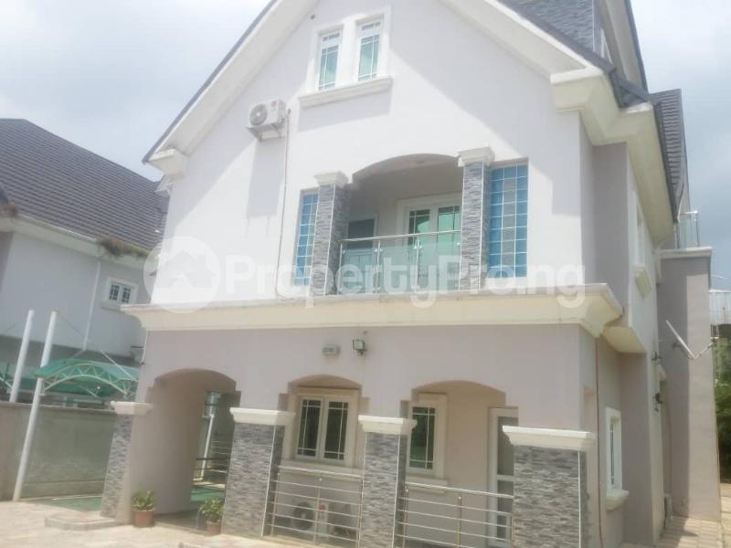 5 bedroom Semi Detached Duplex House for rent Katampe extension  Katampe Ext Abuja - 0