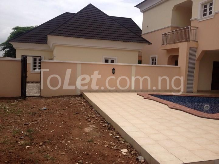 6 bedroom House for sale No28 Central Area Abuja - 1