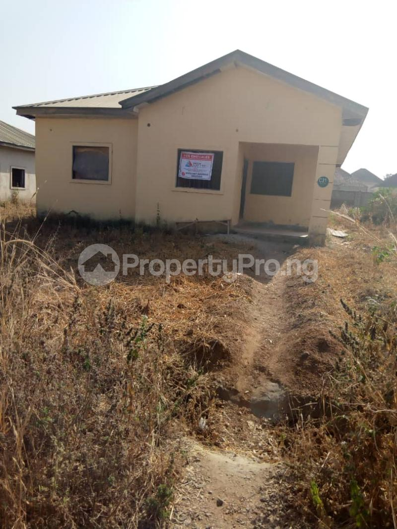 4 bedroom Detached Bungalow House for sale Pengassan Estate Galadinmawa Abuja - 1