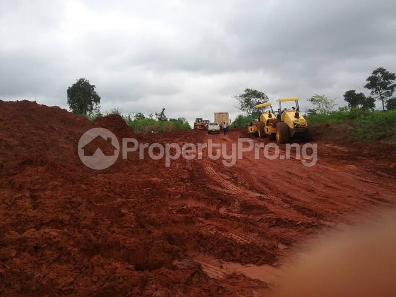 Commercial Land Land for sale Located Along The  Road, Agulare Anambra State Nigeria  Anambra Anambra - 0