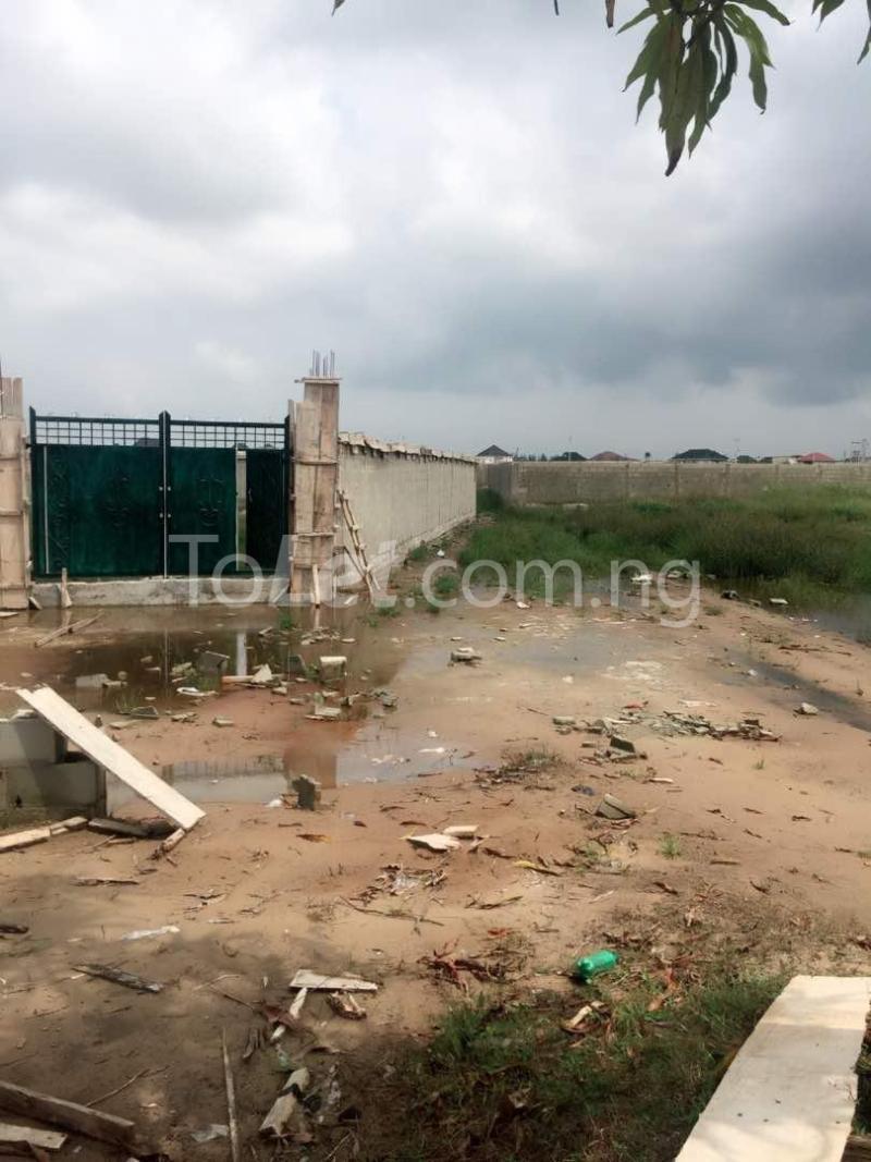 Land for sale sangotedo shoprite drive, ajah Sangotedo Lagos - 1
