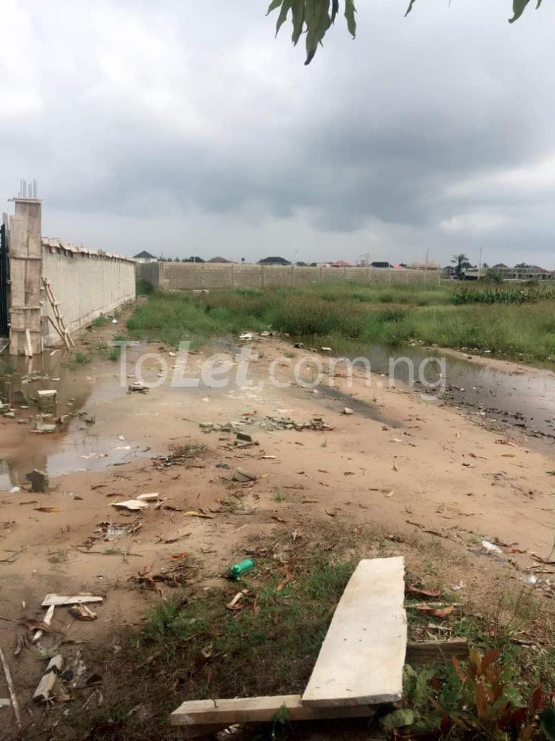 Land for sale sangotedo shoprite drive, ajah Sangotedo Lagos - 5