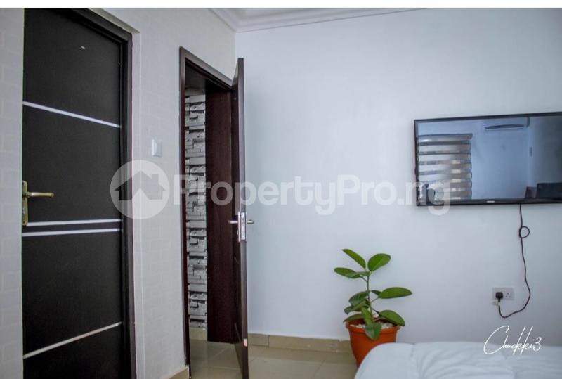 1 bedroom mini flat  Flat / Apartment for shortlet Omorire Johnson Lekki Phase 1 Lekki Lagos - 4