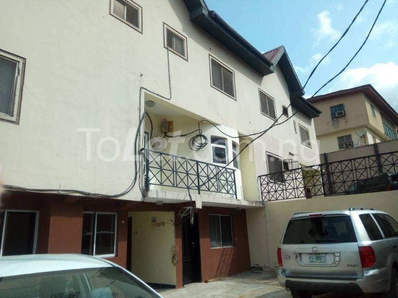 3 bedroom Flat / Apartment for rent - Allen Avenue Ikeja Lagos - 0