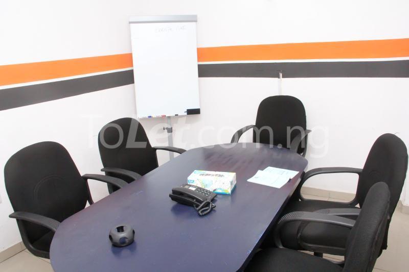 Workstation Co working space for shortlet Olu Koleosho Street,  Obafemi Awolowo Way Ikeja Lagos - 8