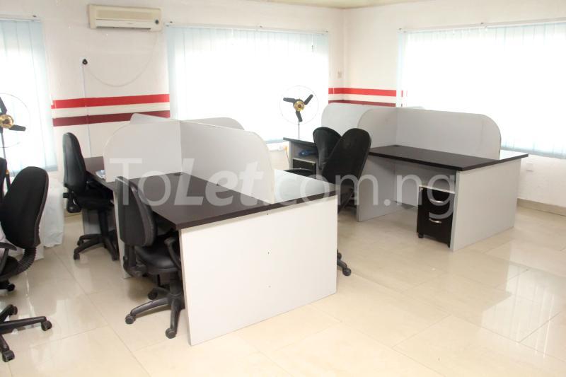 Workstation Co working space for shortlet Olu Koleosho Street,  Obafemi Awolowo Way Ikeja Lagos - 11