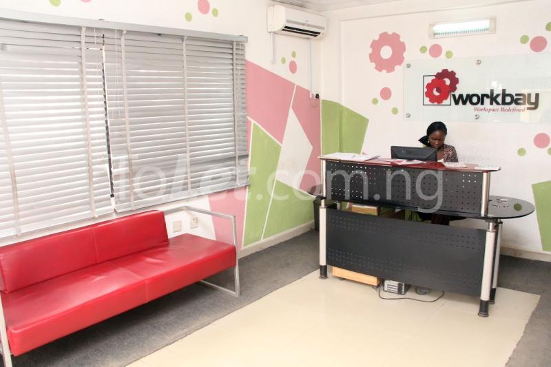 Workstation Co working space for shortlet Olu Koleosho Street,  Obafemi Awolowo Way Ikeja Lagos - 6