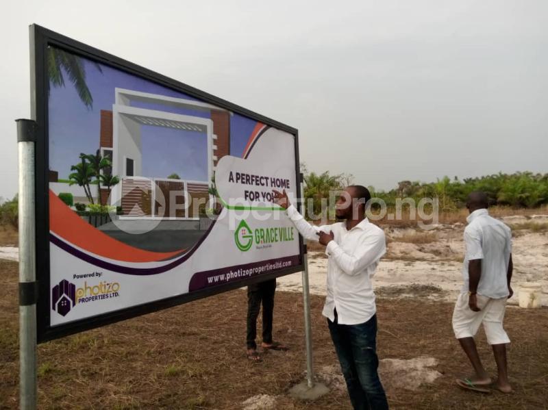 Residential Land Land for sale Ikegun Ibeju-Lekki Lagos - 1