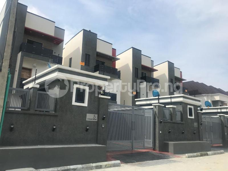 5 bedroom House for sale LOCATION - Ikota Gra inside Ikota Villa by Mega chicken, Lekki Ikota Lekki Lagos - 9