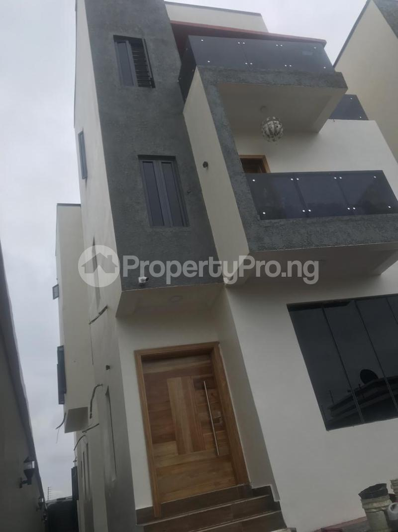 5 bedroom House for sale LOCATION - Ikota Gra inside Ikota Villa by Mega chicken, Lekki Ikota Lekki Lagos - 1