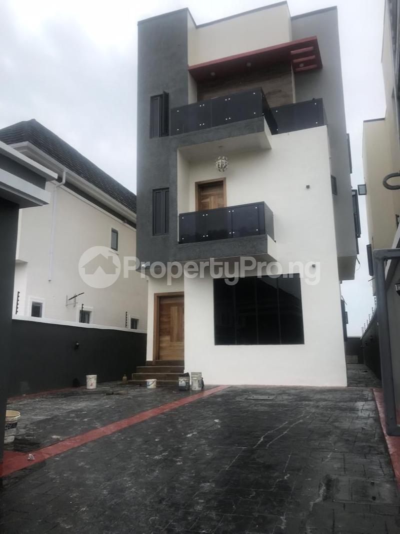 5 bedroom House for sale LOCATION - Ikota Gra inside Ikota Villa by Mega chicken, Lekki Ikota Lekki Lagos - 19