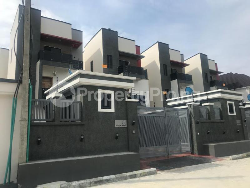 5 bedroom House for sale LOCATION - Ikota Gra inside Ikota Villa by Mega chicken, Lekki Ikota Lekki Lagos - 17