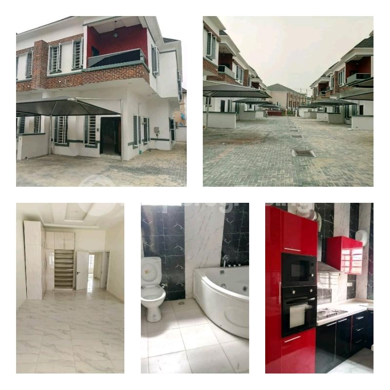 4 bedroom Semi Detached Duplex House for sale Lekki Osapa