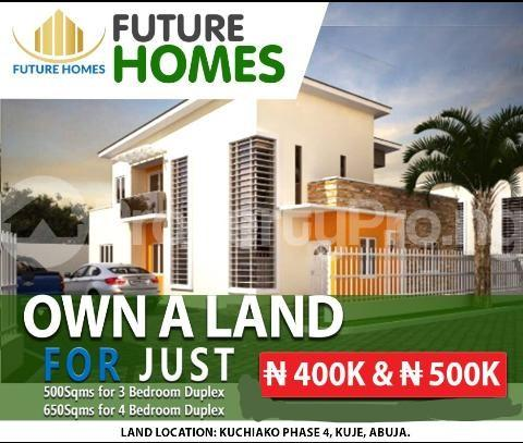 Land for sale Airport road Kuje Abuja - 1