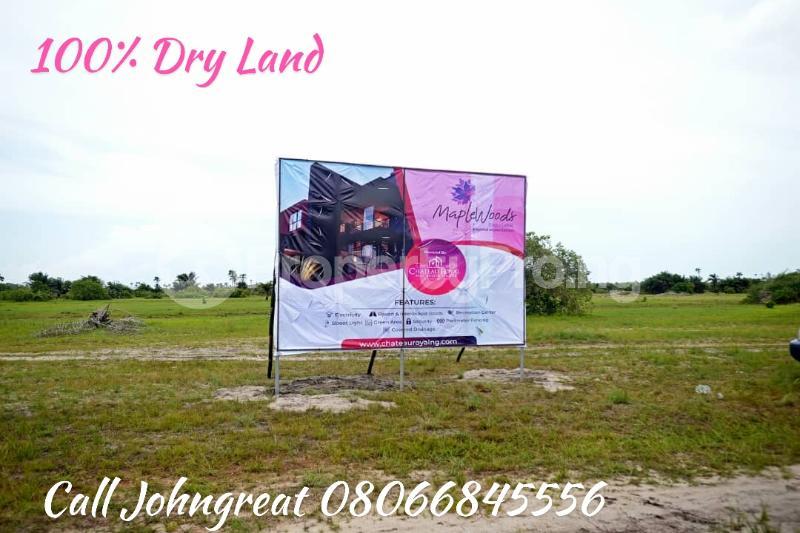 Mixed   Use Land Land for sale Igbogun Town LaCampaigne Tropicana Ibeju-Lekki Lagos - 0