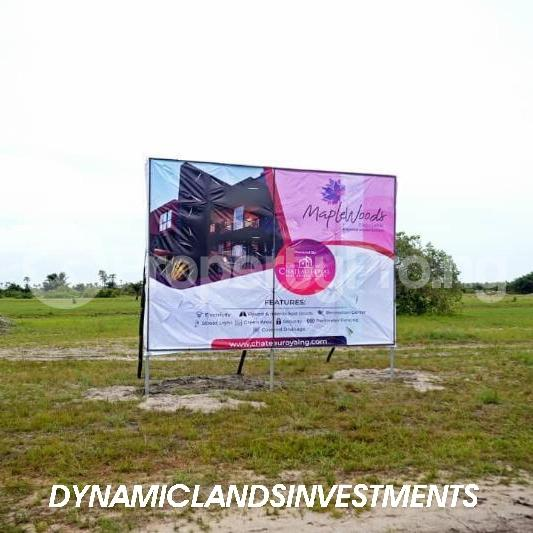 Land for sale After the La Campaign Tropicana Beach Resort,Igbogun Town, Ibeju-lekki, Lagos. LaCampaigne Tropicana Ibeju-Lekki Lagos - 13