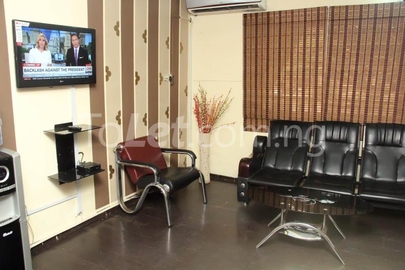 Office Space Commercial Property for shortlet Bayo Dejonwo Street. Shonibare Estate Maryland Lagos - 6