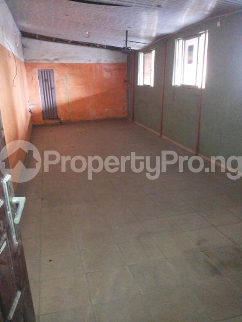 Church Commercial Property for rent haruna road Ifako-ogba Ogba Lagos - 2