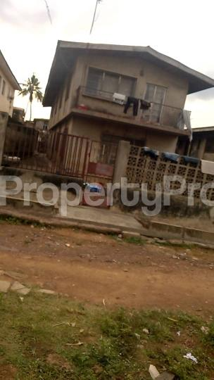 3 bedroom Flat / Apartment for sale Agugu oremeji behind mufu lanihun college of education. The House is after omoladun nursery and primary school. 3bed up 3bed downstairs. 8Million asking. Ibadan Oyo - 4