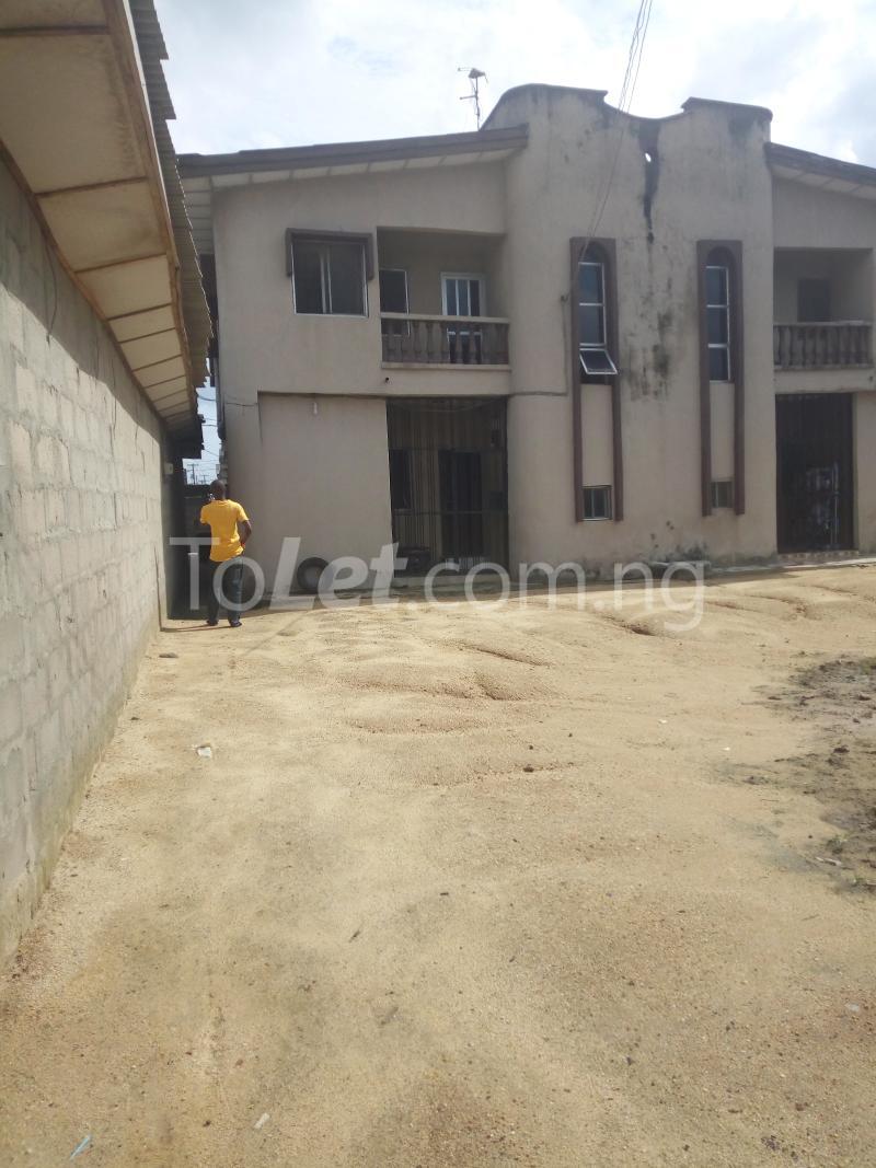 4 bedroom House for sale Rufus Laniyan estate  Mile 12 Kosofe/Ikosi Lagos - 0