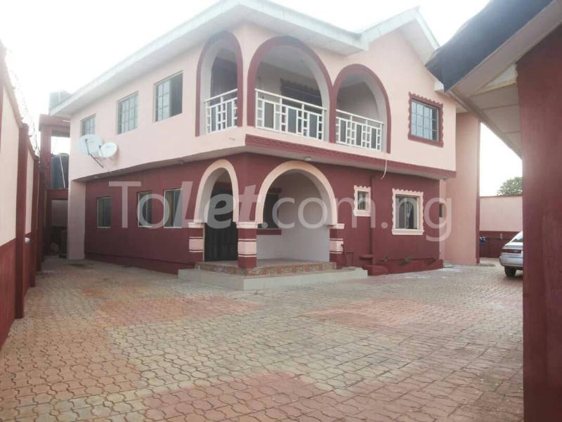 5 bedroom House for sale Molipa estate  Ijebu Ode Ijebu Ogun - 0
