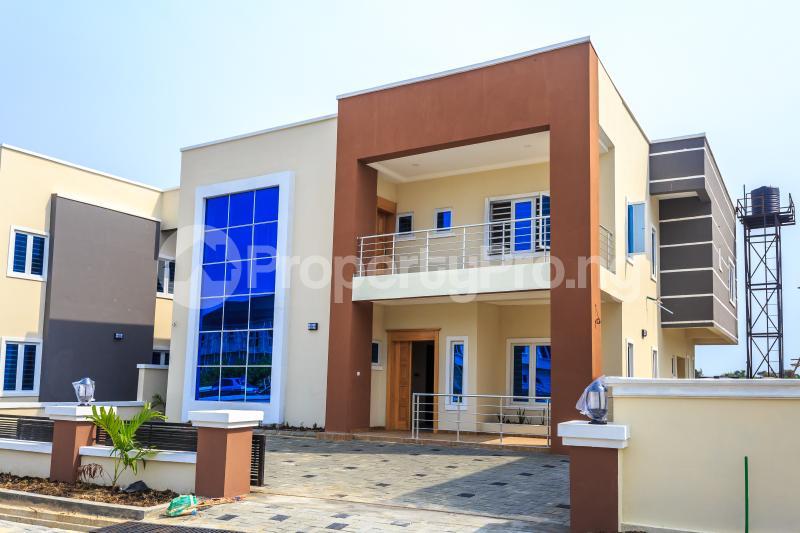 5 bedroom Detached Duplex House for sale Lekky County Homes (Megamound Estate) Ikota Lekki Lagos - 0