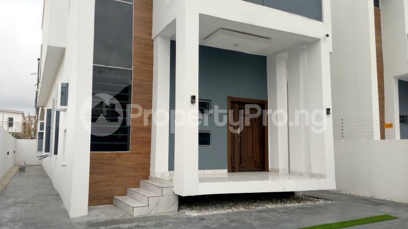4 bedroom Detached Duplex House for sale In a Serene Estate at Agungi, Lekki Agungi Lekki Lagos - 1