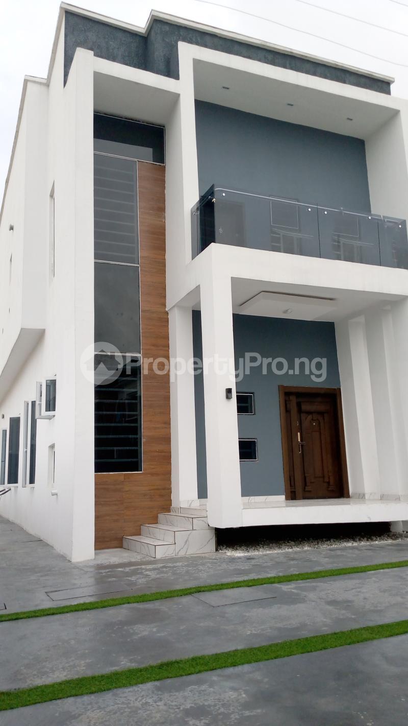 4 bedroom Detached Duplex House for sale In a Serene Estate at Agungi, Lekki Agungi Lekki Lagos - 12
