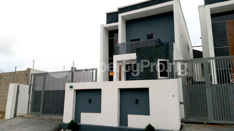 4 bedroom Detached Duplex House for sale In a Serene Estate at Agungi, Lekki Agungi Lekki Lagos - 27