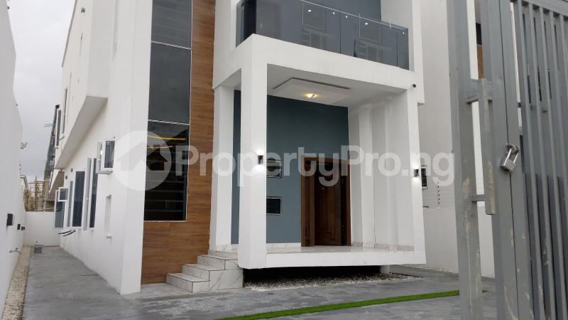 4 bedroom Detached Duplex House for sale In a Serene Estate at Agungi, Lekki Agungi Lekki Lagos - 2