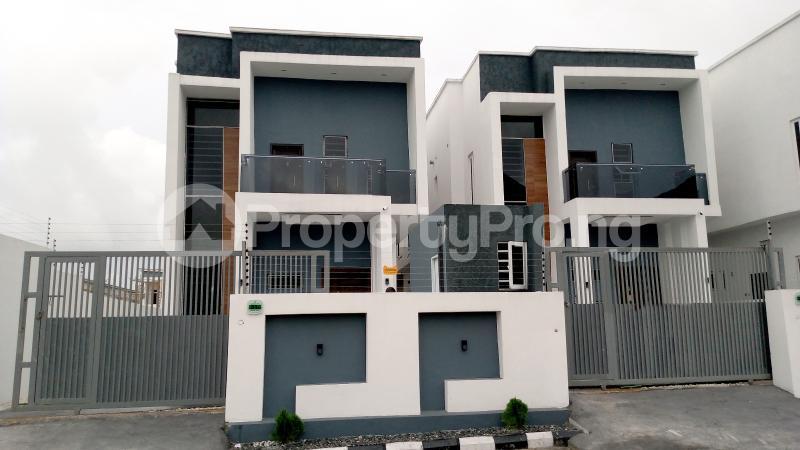 4 bedroom Detached Duplex House for sale In a Serene Estate at Agungi, Lekki Agungi Lekki Lagos - 11