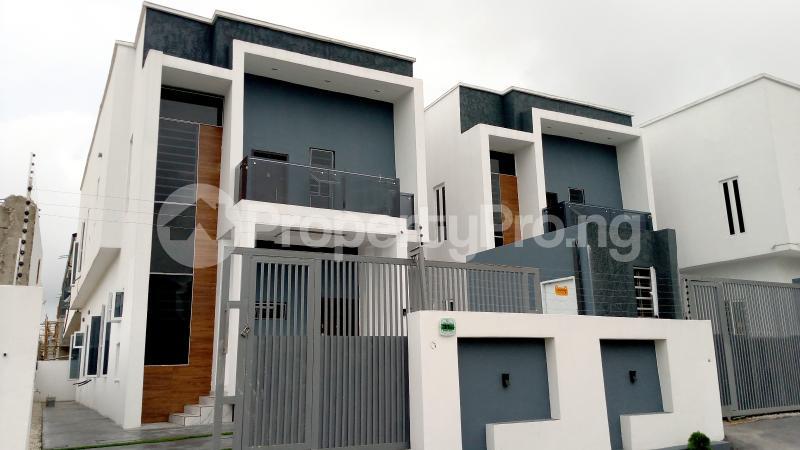 4 bedroom Detached Duplex House for sale In a Serene Estate at Agungi, Lekki Agungi Lekki Lagos - 0
