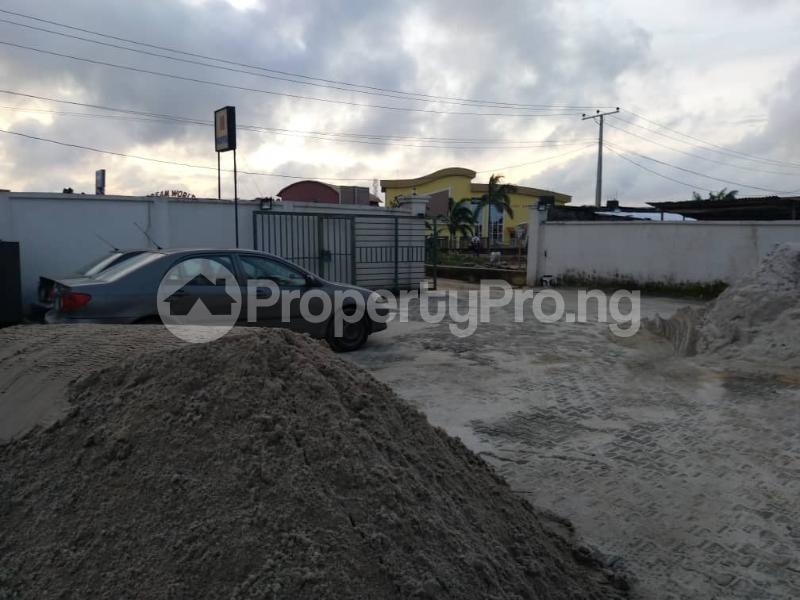 Office Space Commercial Property for rent Directly along Orchid hotel road Ikota Lekki Lagos - 11